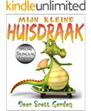 Mijn Kleine Huisdraak: Special Bilingual Edition (English & Dutch) (Dutch Edition)