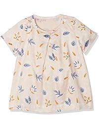 Noa Noa Baby Girls' Short Sleeve,Knee Length Dress