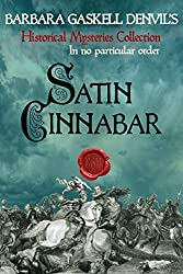 Satin Cinnabar (Historical Mysteries Collection Book 3)