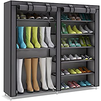 Sehr UDEAR Schuhschrank Schuhregal Storage Shoe Rack Tragbar Schuhe TV58