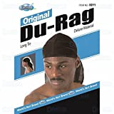 Dream Deluxe Du-Rag - Original, Superior quality, wrinkle free, stretchable, stretchy, super stretchy, polyester by Dream