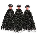 Best Grade Of Human Hair Weave - Virgin Brazilian Kinky Curly hair, EXBE Grade 8A Review