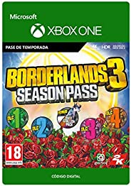 Borderlands 3 - Edición Season Pass, Xbox One - Código de descarga