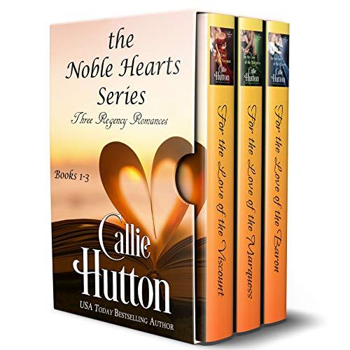 The Noble Hearts Series Box Set Books 1-3 (English Edition)