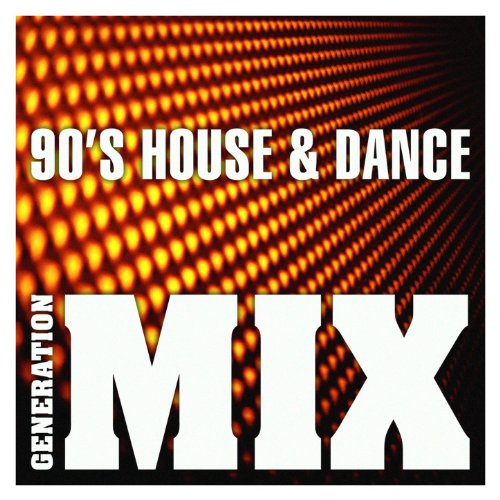 90's House & Dance Mix : Non Stop Medley Party (Mix Deep House)