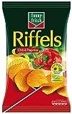 10x funny-frisch - Riffels Chili & Paprika - 150g