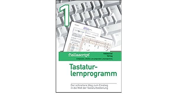 tastatur lernprogramm