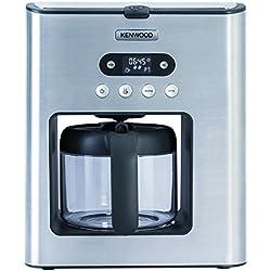 Kenwood CMM610 Cafetière filtre Aluminium brossé 1,25 L 1200 W