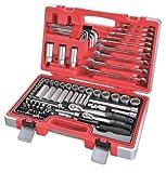 Rothewald® Profi Werkzeug-Satz metrisch, 92-teilig
