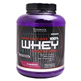 Ultimate Nutrition Prostar 100% Whey Protein (2.39Kg, Delicious Raspberry)