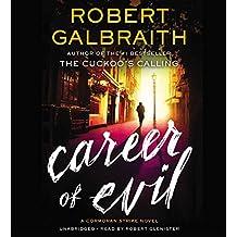 Career of Evil (2 CD's) (Cormoran Strike Novels) by Robert Galbraith (2015-10-20)
