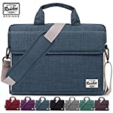 Rawboe 15-15,6 Zoll MacBook Pro Retina intelligente neue Art-Oxford-Gewebe Multi Functional eleganten, tragbaren Laptop-Tasche Laptop-Hülle für Mann / Frau Tragetasche Messenger Bag Schulter-Aktenkoffer -Handtasche für MacBook / Laptop / Notebook / ipad / Tablet / Ultrabook / Computer für Apple / Acer / Asus / Dell / Fujitsu / Lenovo / HP / Samsung / Sony / Toshiba mit Schulterriemen und mehrere Taschen - Blau