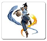 VUTTOO - High Quality Large Mousepad Korra Avatar The Legend Of Korra 13697 Durable Mouse pad Non-Slippery Rubber Gaming Mouse Pads