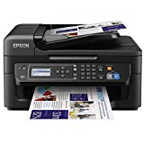 Best Printers Inkjets - Epson WorkForce WF-2630 Print/Scan/Copy/Fax Wi-Fi Printer Review