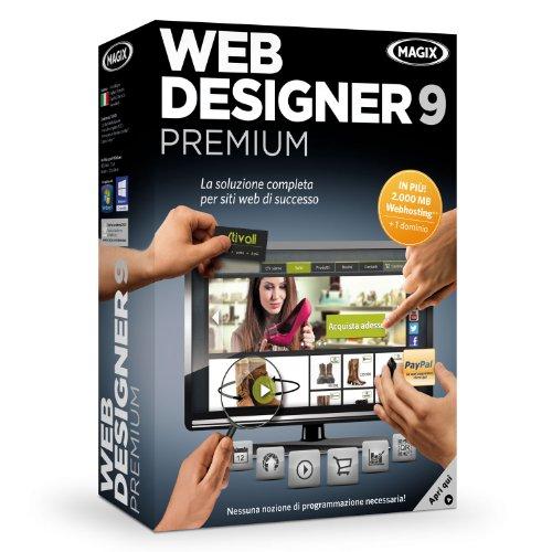 Magix Web Designer 9 Premium