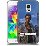 Official AMC The Walking Dead Sasha Filtered Characters Hard Back Case for Samsung Galaxy S5 mini