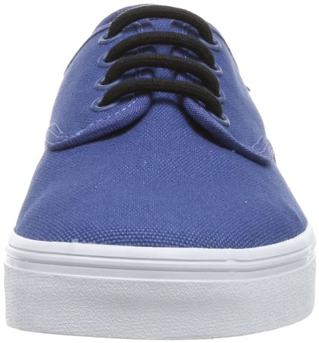 Vans  U MADERO  (14 OZ CANVAS), basket mixte adulte Bleu - Blau ((14 oz Canvas))