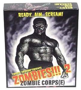 Edge - UBIZB02 - Jeu de Société - Zombies - 2