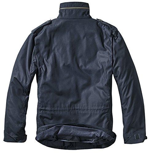 Brandit Herren Jacke Blau (Navy 8)