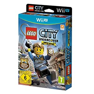 Lego City Undercover – Limited Edition (mit Figur)