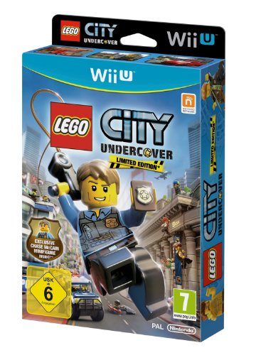 Lego City Undercover - Limited Edition (mit Figur) City Undercover