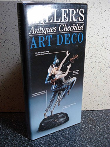Miller's Antiques Checklist: Art Deco by Eric Knowles (1991-06-02)
