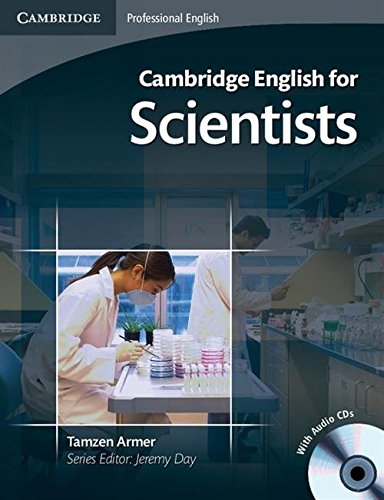 Cambridge English for Scientists Student\'s Book with Audio CDs (2) (Cambridge Professional English)