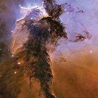 XWing Gaming Space Battle Mat 3'x3' Falcon Nebula
