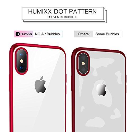 custodia iphone x humixx