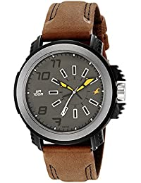 Fastrack Analog Multi-Color Dial Men's Watch - 38015PL03J