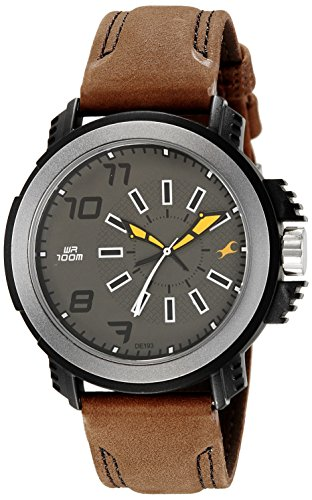 Fastrack Analog Multi-Color Dial Men's Watch -NK38015PL03