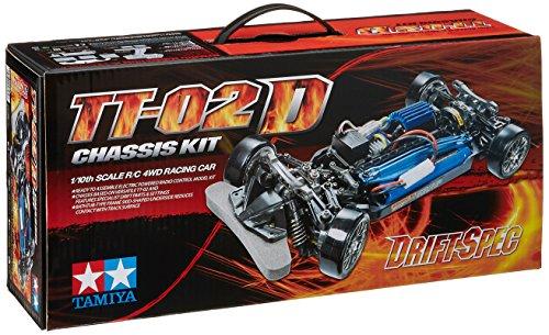 TAMIYA 300058584 1 10 TT 02D Drift Spec Chassis*