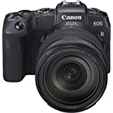 Canon EOS RP Gehäuse+ RF 24-105mm f/4 L IS USM + Adapter EF-EOS R (Systemkamera mit Vollformat-Sensor, 26,2 MP, 7,5cm (3 Zoll) Clear View LCD II, Digic 8, 4K Video, WLAN, bluetooth)