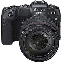 Canon EOS RP Gehäuse+ RF 24-105mm f/4 L IS USM + Adapter EF-EOS R (Systemkamera mit Vollformat-Sensor, 26,2 MP, 7,5cm (3 Zoll) Clear View LCD II, Digic 8, 4K Video, WLAN, bluetooth)