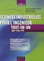 Sciences industrielles pour l'ingénieur tout-en-un MP-PSI-PT
