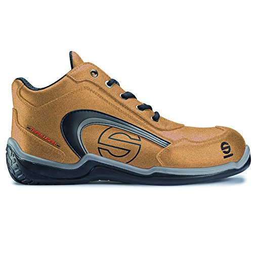 SPORT HIGH S3 Safety Shoes Ochre ujLwKwMweE