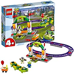 LEGO Disney Pixar Toy Story 4 - Le manège palpitant du Carnaval - Jeu de construction - 10771