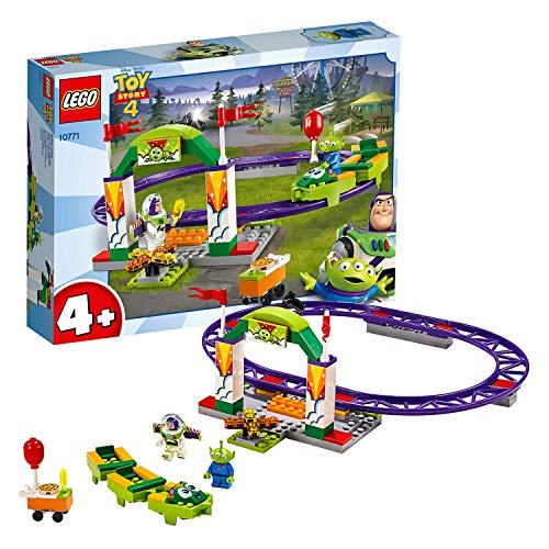 LEGO 4+ Toy Story 4: Alegre Tren de la Feria