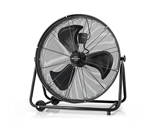 Orbegozo PWT 3061 Power Fan Profesional - Ventilador industrial, 150 W, 3 velocidades, diámetro hélice...