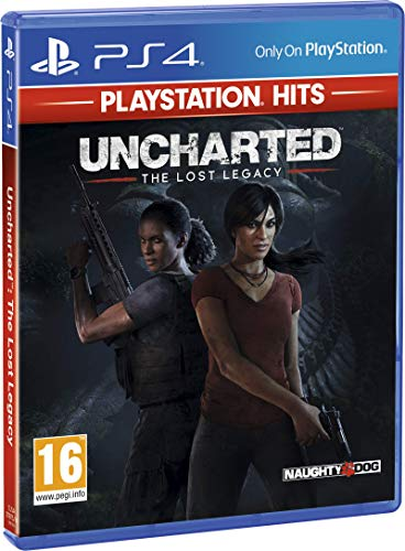 Uncharted: The Lost Legacy PlayStation Hits - PlayStation 4 [Edizione: Regno Unito]