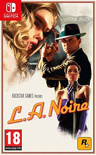 L.A. Noire (precio: 26,99€)