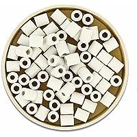 EM Tubetti in ceramica grigia, 100 g + guida da