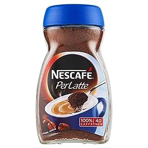 NESCAFÉ PERLATTE Caffè Solubile Barattolo, 100 g
