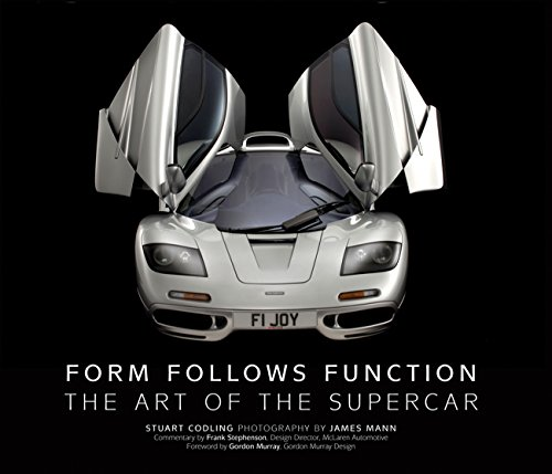 Form Follows Function: The Art of the Supercar -