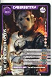 Doctor Who Monster Invasion Common Card #105 Cybersentry