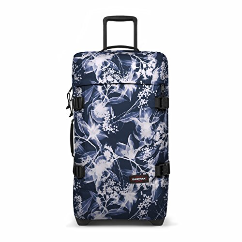 Eastpak TRANVERZ M Bagage cabine, 67 cm, 80 liters, Multicolore (Navy Ray)