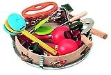 Gitre 3004 Paire de castagnettes 7 Rhythmical et des autres Instruments de Percussion Kit de l\'emballage