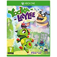 Yooka-Laylee Video Game for Xbox One