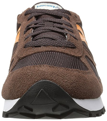 Saucony Originals Shadow Herren Sneakers Brown/Orange