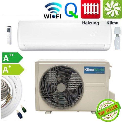 Climatizzatore inverter klimaworld Easy Quick System 5,3kW Premium